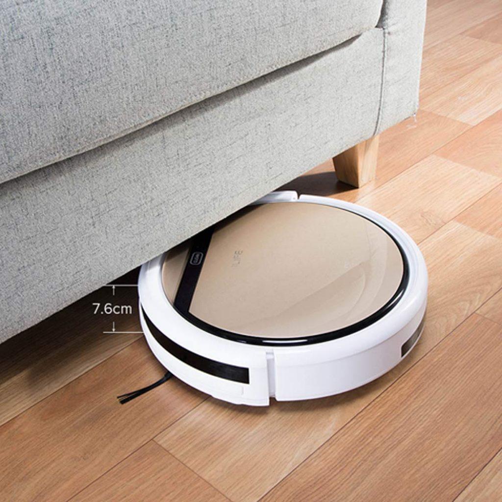 Test et Avis : Aspirateur robot 2 en 1 ILIFE V5s Pro Test